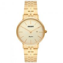 Relógio Orient Fgsss004 C1kx Feminino Dourado - Refinado