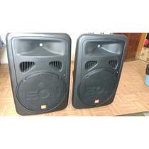 Bafles Jbl Eon15 G2,amplificados Cada Uno.vintage.