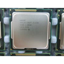 Core I5 2300 Lga 1155 2.80 3.1 Ghz 6mb Cache Com Garantia!..