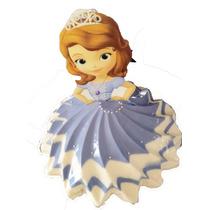 Molde Gelatina Vestido Princesa (combo 3 Piezas)