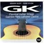 Set De Cuerdas Nylon Para Guitarra Clasica Gk Medina-artigas