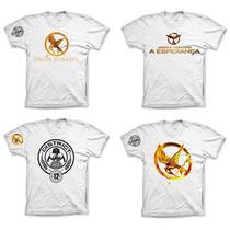 Camisa Camiseta Jogos Vorazes A Esperança Parte 2 Tordo