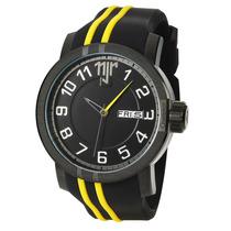 Relógio Neymar Jr Nj30079y Cromonegro