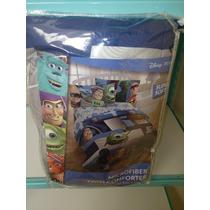 Edredon Infantil Importado De Toy Story