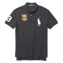 Camisa Polo Ralph Lauren Tamanho G / L Original Big Pony Usa