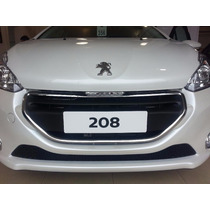 Peugeot 208 Active 100% Financiado Ant $ 35000 Y Ctas S/int