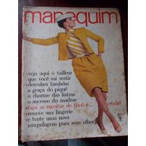 Manequim - Renove Sua Lingerie. Agosto 1965 Ed.74