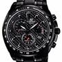 35% Off - Reloj Casio Edifice Ef-521bk-1av Cronometro