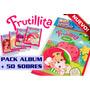Frutillita Album + 50 Sobres Nuevo Sellado