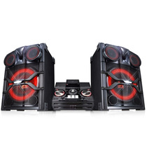 Mini System Lg X-boom Pro Cm9740 Com Mp3, Dual Usb, 2600rms