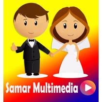Video Para Fiestas, Cumpleaños Casamientos Bautismos Y Más!
