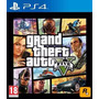 Gta V 5 Grand Theft Auto V 5 Ps4 2º Entrego Hoy Mg15