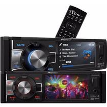 Dvd Player Pioneer Dvh-8880avbt Bluetooth Usb Tela 3,5 2016
