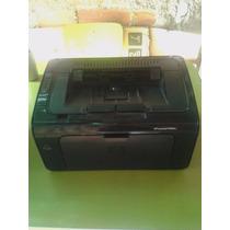 Impresora Hp Laserjetp1102w Usada