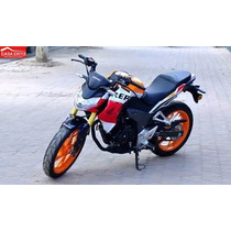 Moto Honda Cb190r Año 2016 Modelo Repsol
