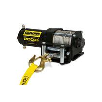 Cabrestante Winch Con Motor Elecrico De 12v - Btr