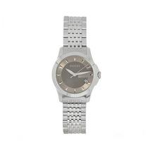 Reloj Gucci Para Mujer Modelo Ya126503 Color Plata Nuevo