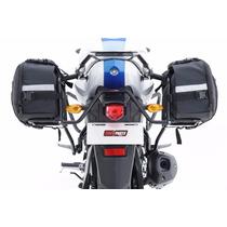 Soporte Maleta Lateral Base Alforja Motocicleta Fz16 Fazer