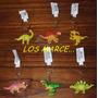 Llaveros De Dinosaurio Pvc Sin Ftalatos Souvenir Lote X 50