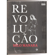 Revolução De Milo Manara Revista Lacrada