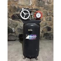 Compresora De Aire Con Motor Siems. 1 Caballo De Fuerza