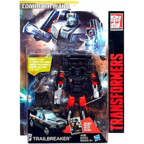 Transformers Trailbreaker Transforma En Automovil Hasbro