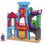 Brinquedo Imaginext Metropolis Super Homem Dc Mattel Dtp30