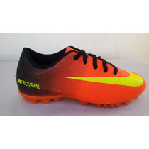 Chuteira Society Infantil Nike Mercurial - Victory 5