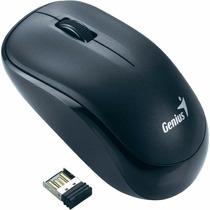 Mouse Sem Fio Óptico Genius Blueeye Traveler 6000z 1200dbi
