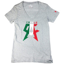 Playera Saul Canelo Alvarez Para Mujer Under Armour Ua009