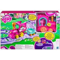 My Little Pony Amistad Express Train Set Doll