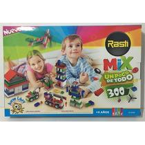 Ladrillos Rasti Mix 300 Piezas Original
