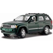 Maisto 1/18 Jeep Grand Cherokee 2005 Diecast / No Burago