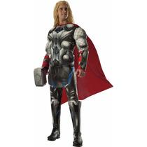 Fantasia Thor Adulto Luxo Frete 48 Horas!