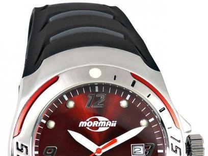 fe0b2db94db Pulseira Relógio Mormaii 2115ar Original Technos - R  89