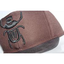 Escaravelho Egípcio Boné Aba Reta Snapback Frete Grátis