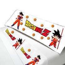 Sabanas Infantiles Goku Dragon Ball