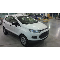 Nueva Ford Ecosport S 1.6 0km Adjudicado Por Plan Ovalo