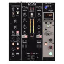 Mixer Dj Denon Dn X600 2 Canales 1 Ch Mic Consola Mezcladora