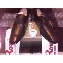 Zapatos Rossi Talla 8 / 40