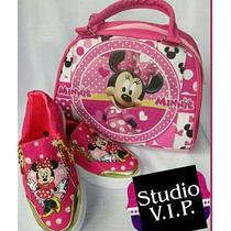 Zapatos,botines,carteras Disney De Niña Mini,pepa,frozen