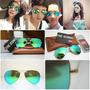 Oferta -gafas Rayban-rb3025 112/19- 55 Espejada Original