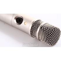 Microfone Rode Nt3 Condensador 3/4 Studio, Com Garantia