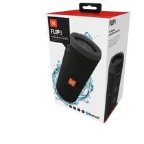 Jbl Flip 3 Speaker Caixa De Som Bluetooth - Na Cor Preta