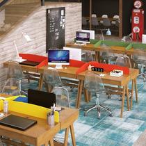 Estação De Trabalho Mesa Plataforma Escritório R$ Por Baia