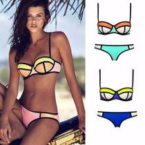 Bikini 3d Traje De Baño Importado Verano Liquidacion Oferta