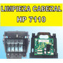 Cabezal Hp 7110 /7612/8100 Kit De Recarga Y Limpieza