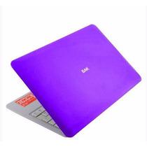 Mini Notebook Tela 10 Android 4.1 Hdmi Cam 8gb Roxo