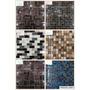 Venecitas/planchas Vidrio Glass Mosaico Importadas 30x30