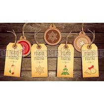 Kit Imprimible Para Navidad - Fiestas